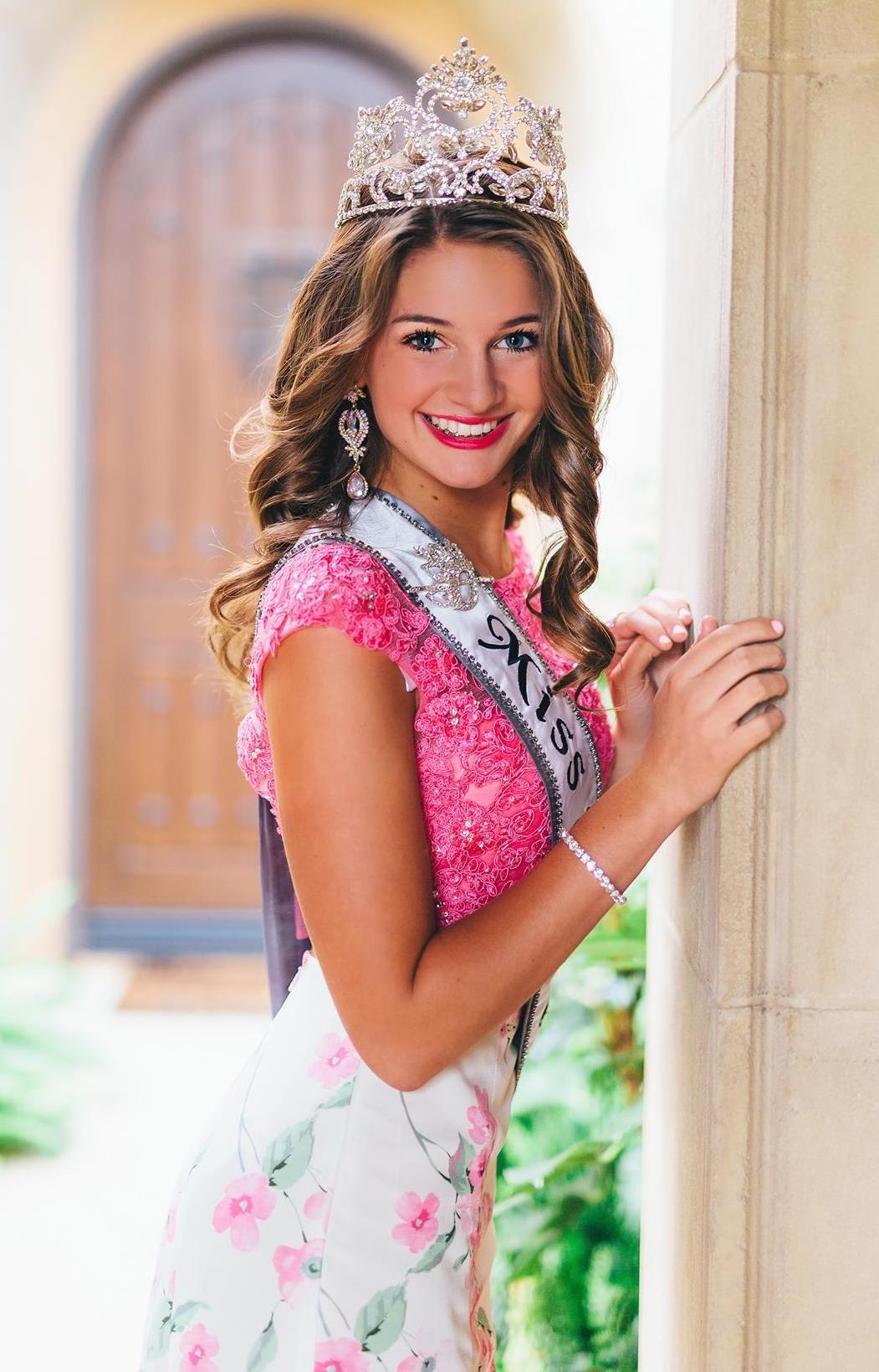 Emily Clifford, Miss Teen Vista 2015