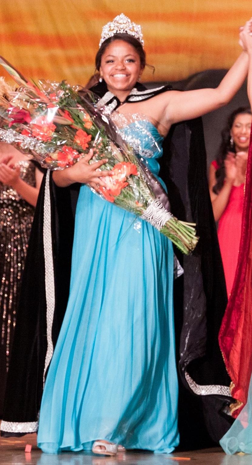 Madison Coleman, Miss Teen Vista 2014