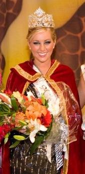 Tess Jerome, Miss Vista 2010