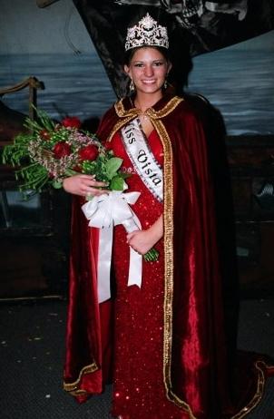 Morgan Bowen, Miss Vista 2008