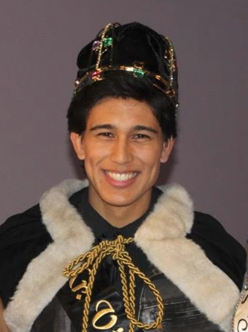 Aaron Cardenas, Mr. Vista 2016