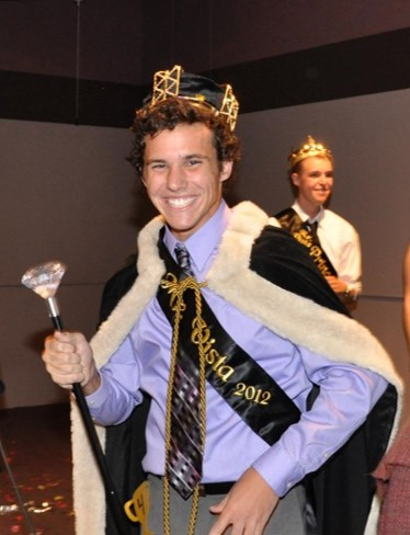 Nick Bieraugel, Mr. Vista 2012