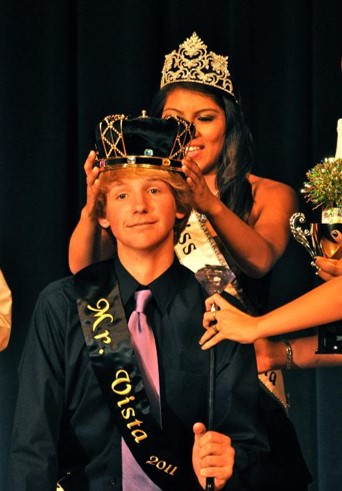 Ryan Graham, Mr. Vista 2011