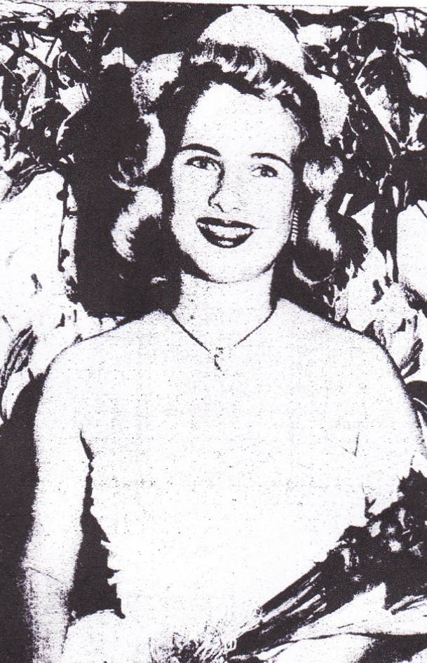 Pat Maloy, Miss Vista 1954