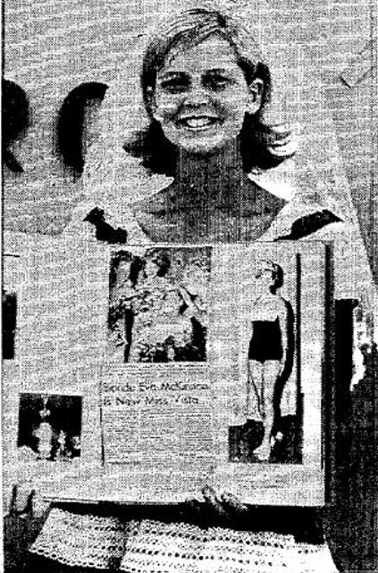 Eva McKinnon, Miss Vista 1968