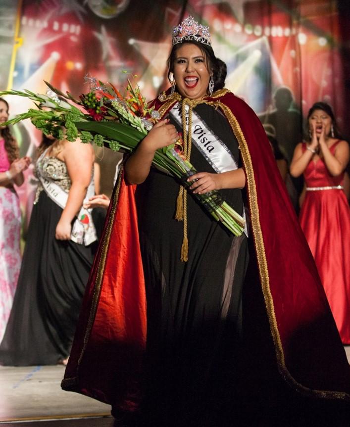 Idalia Barragan, Miss Vista 2017