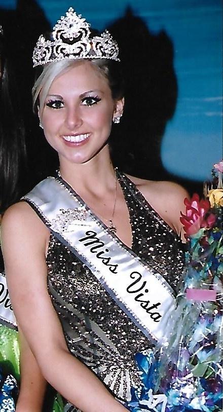 Tamra Smith, Miss Vista 2006