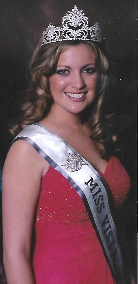 Nichelle Neidiffer, Miss Vista 2004