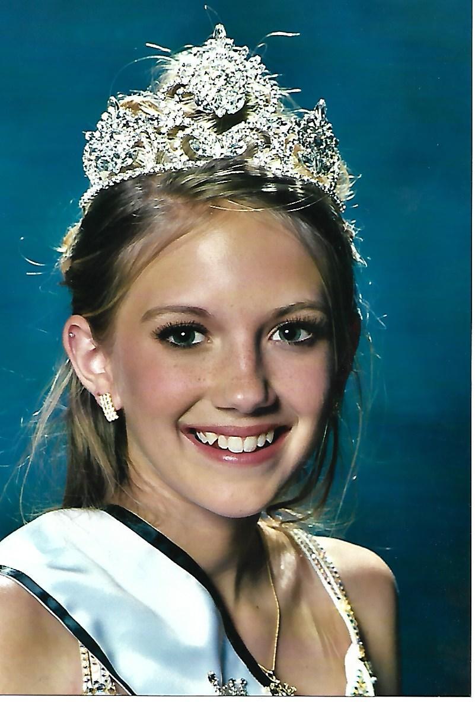 Hayley Thatcher, Miss Teen Vista 2003
