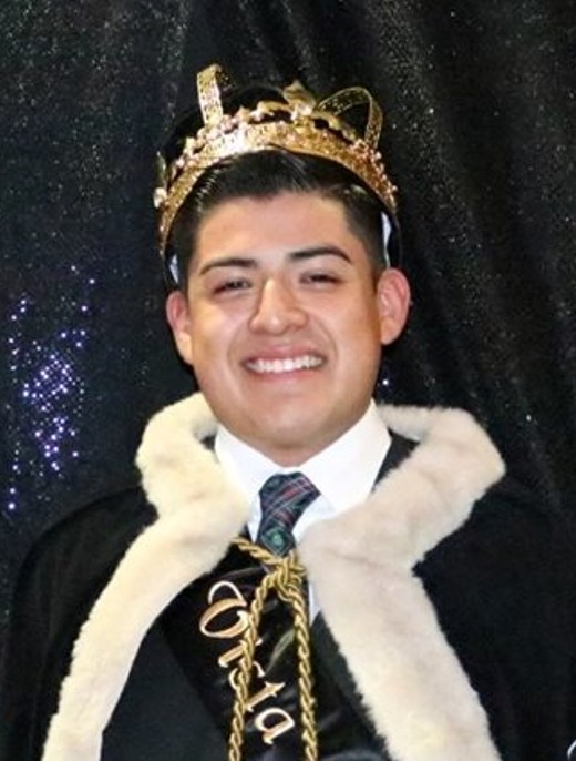 Freddy Ramirez, Mr. Vista 2018