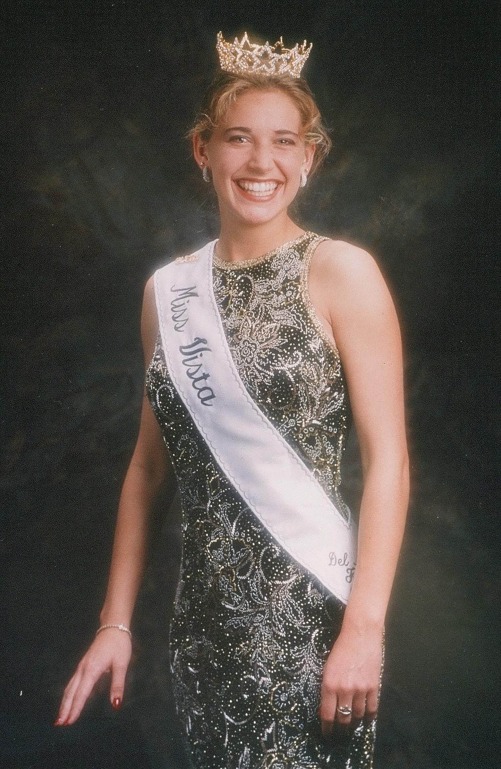 Gretchen Smalley, Miss Vista 1995