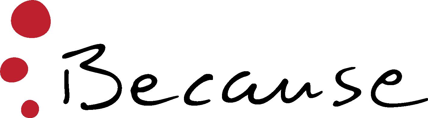Because Logo