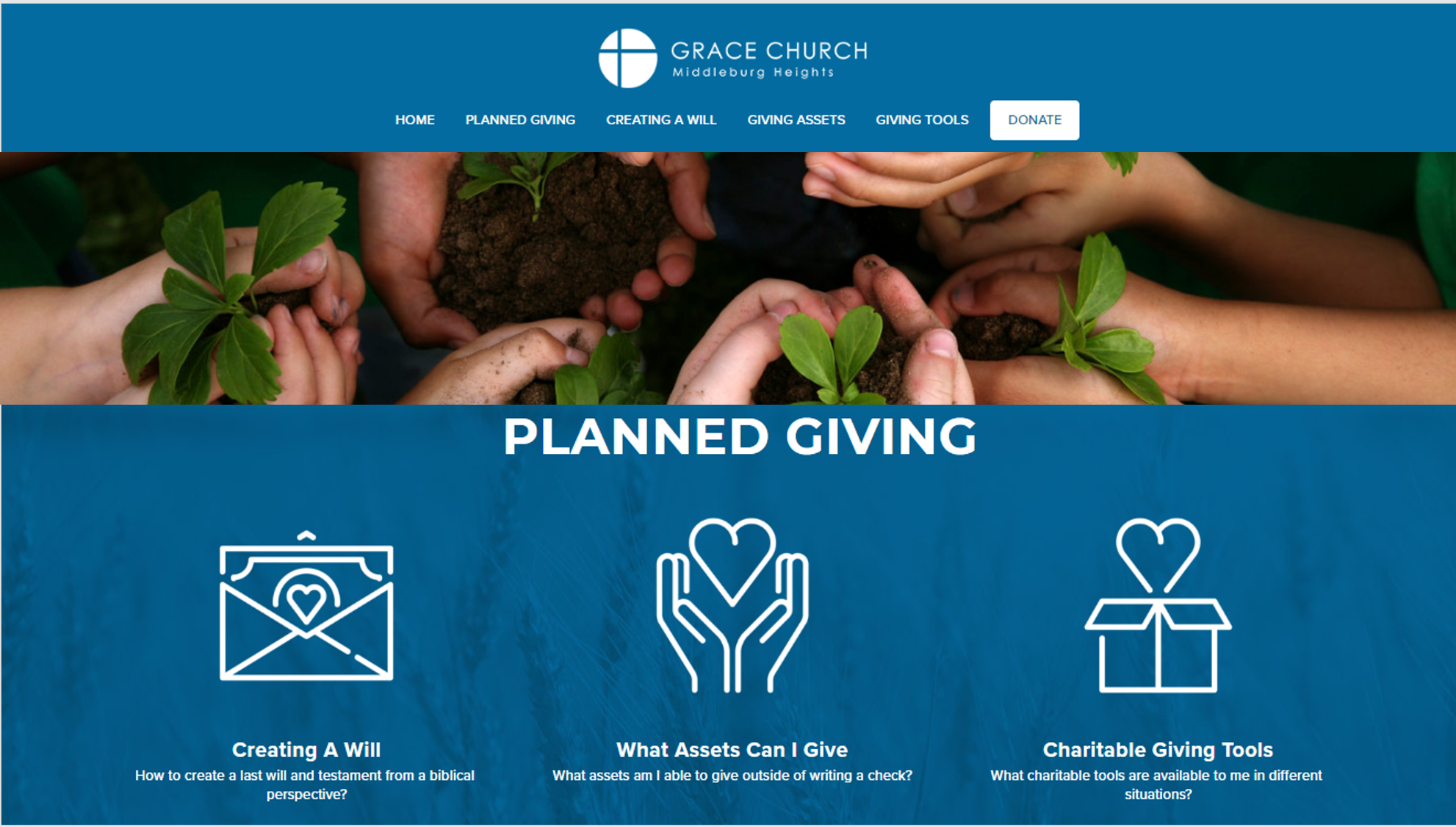 Planned Giving Module Sample.png