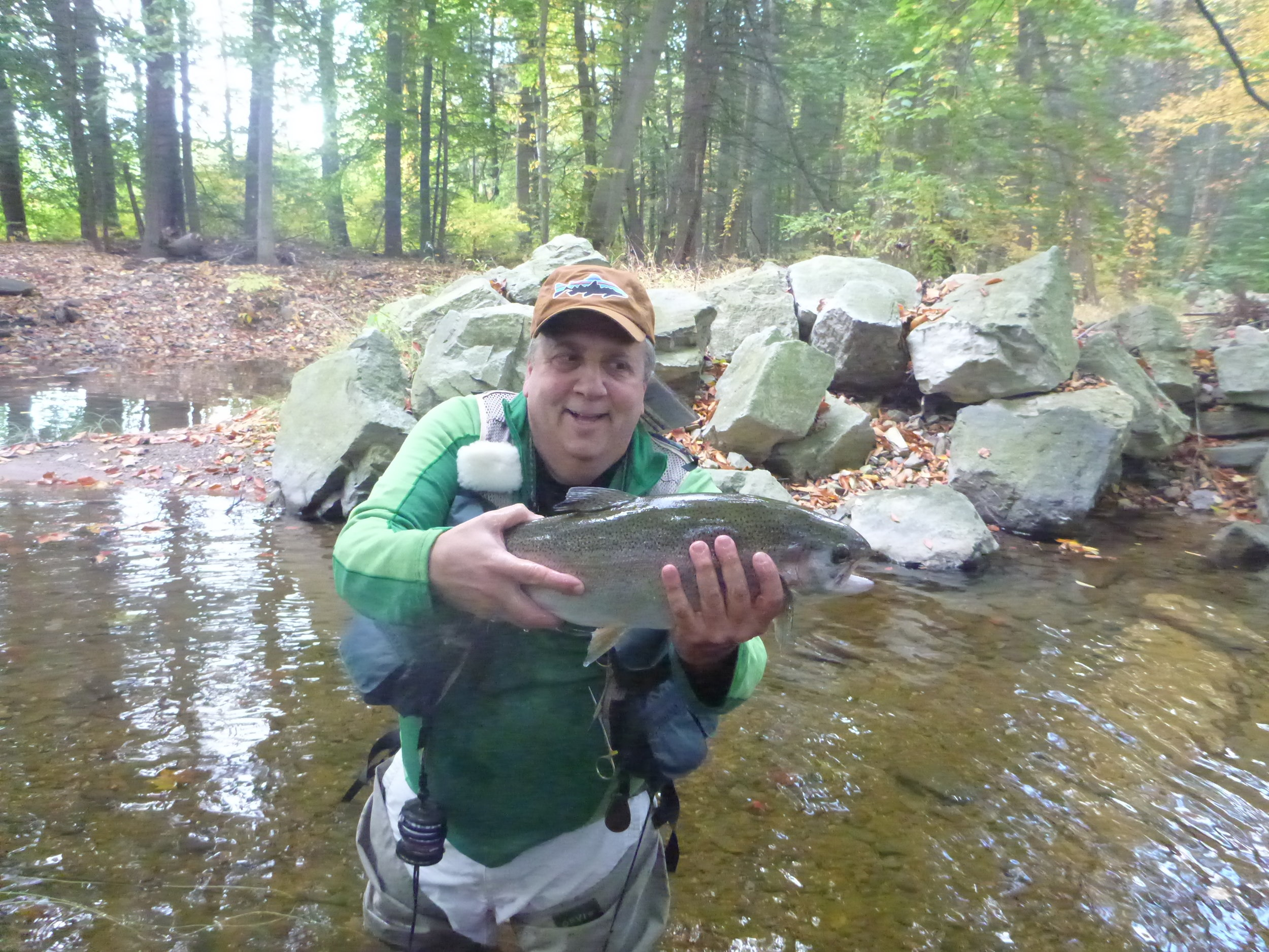 Hog Conewago Rainbow Trout