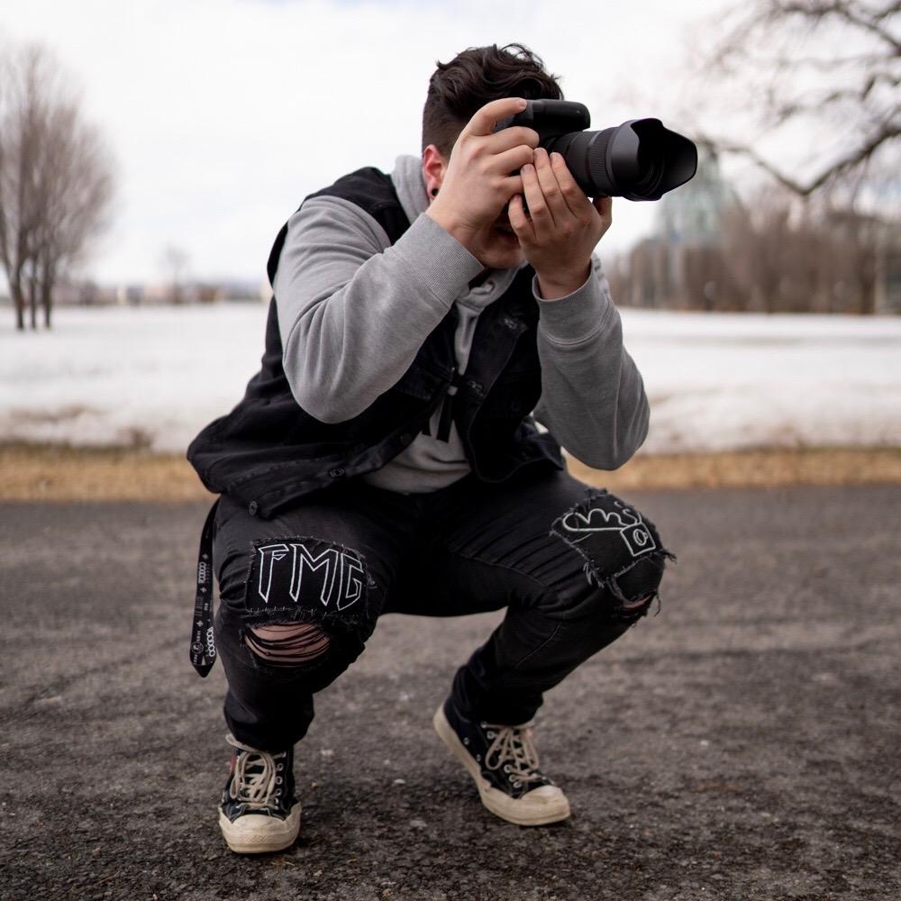 DOM MOUSSI / MOOSE   PHOTAGRAPHER/VIDEOGRAPHER  MEDIA COORDINATOR