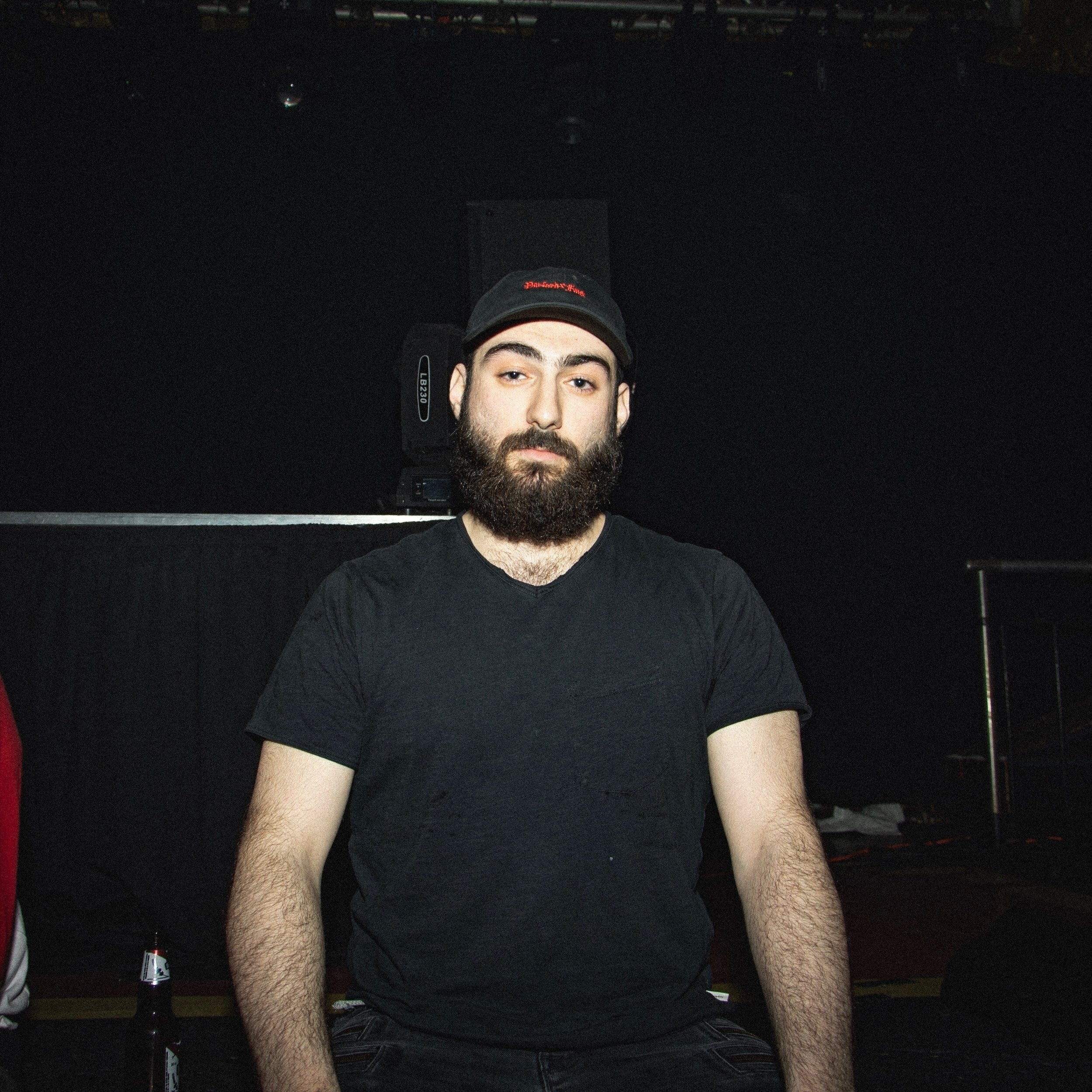 DYLAN CHAMOUN   ASSISTANT AUDIO & VISUAL DIRECTOR  ROADIE
