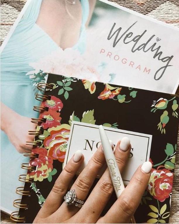 It's time to plan for forever 💍💕 #NeilLaneJewelry @kayjewelers . . . #WeddingPlanning #WeddingInspo #engaged #weddingring #engagementring #diamond #isaidyes #shesaidyes #ringoftheday #love