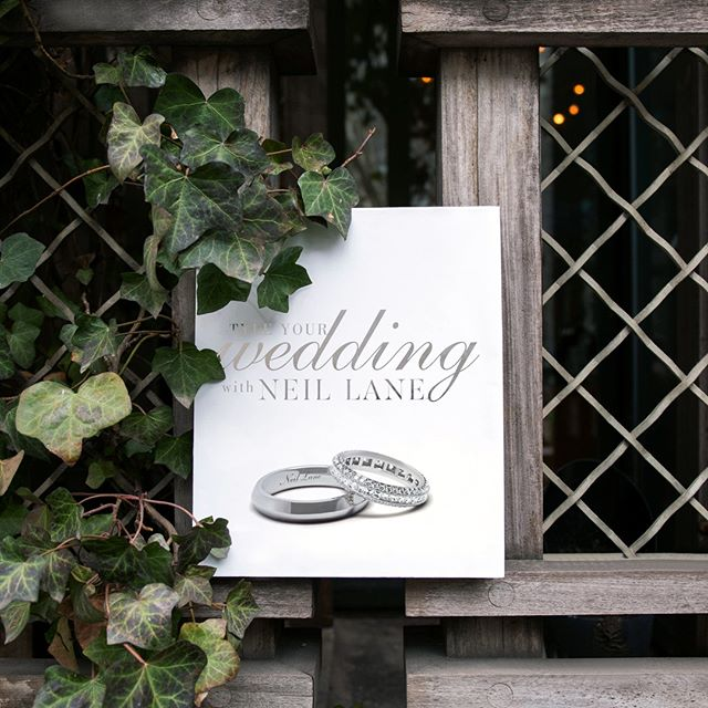Style your Wedding with Neil Lane can help inspire a variety of wedding styles from rustic and vintage to elegant and modern . Available for pre-order wherever books are sold! . #NeilLane #weddingplanning #coffeetablebook #newlyengaged #shesaidyes #weddingregistry