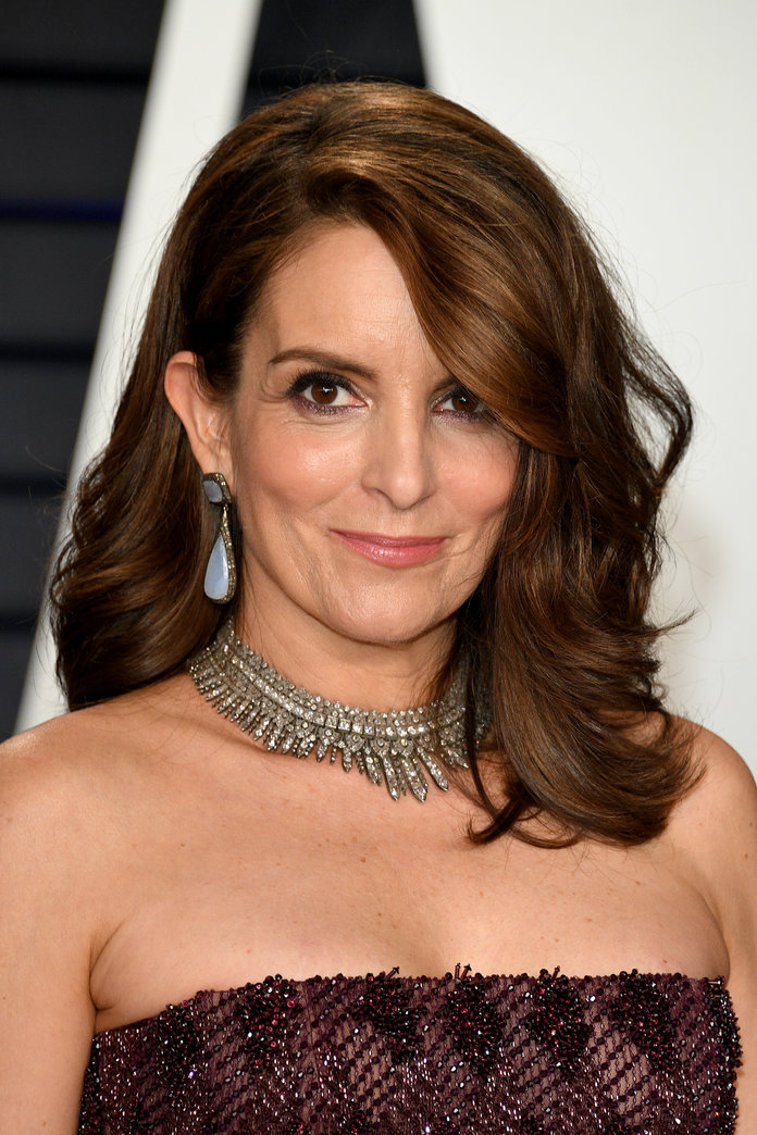 InStyle: Tina Fey at the 2019 Vanity Fair Oscars After Party • March 11, 2019