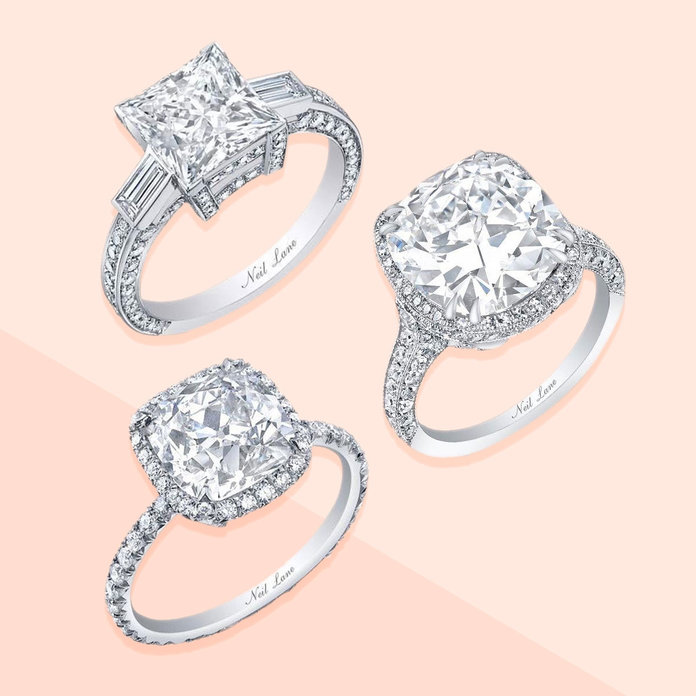 InStyle: 5 Simple Steps to Getting the Perfect Engagement Ring • February 15, 2019