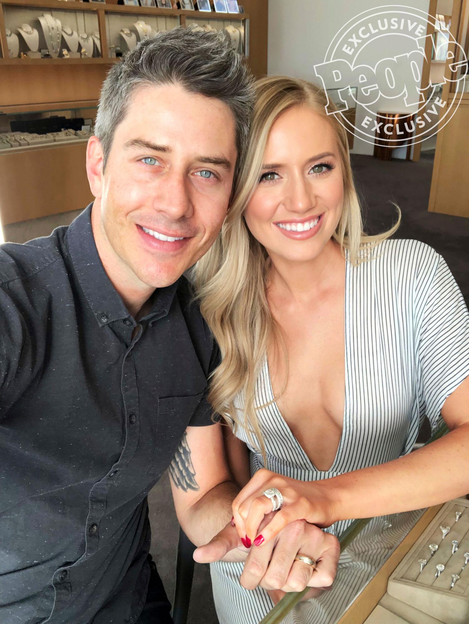People: Famed Jeweler Neil Lane Dishes on Arie Luyendyk Jr. & Lauren Burnham's Stunning Wedding Rings • January 13, 2019