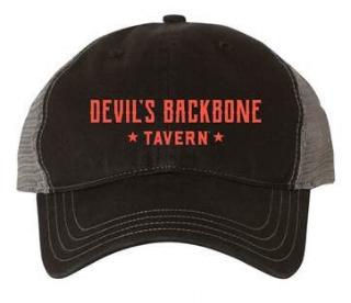 Devil's Backbone Vintage Logo Embroidered -
