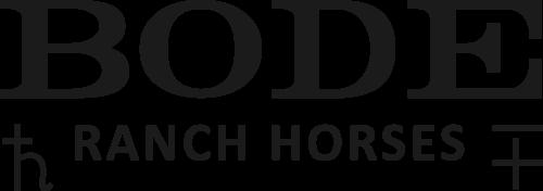 logo | Bode Ranch Horses