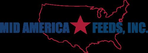 logo re-design | Mid America Feeds