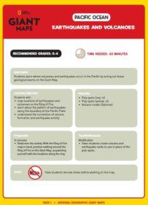 Earthquakes & Volcanoes  Grades K-4
