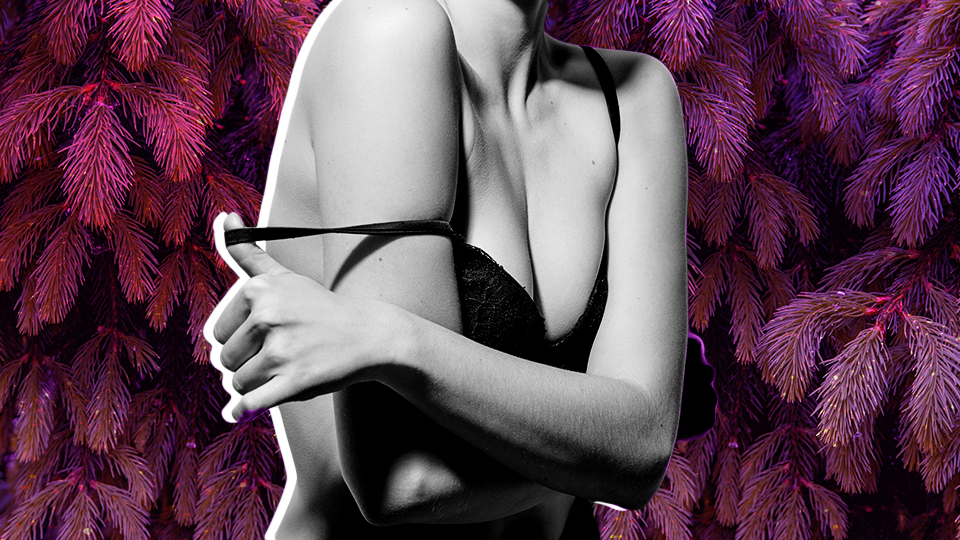 How to Have Quiet Sex When You're Home for the Holidays - Published in STYLECASTER.