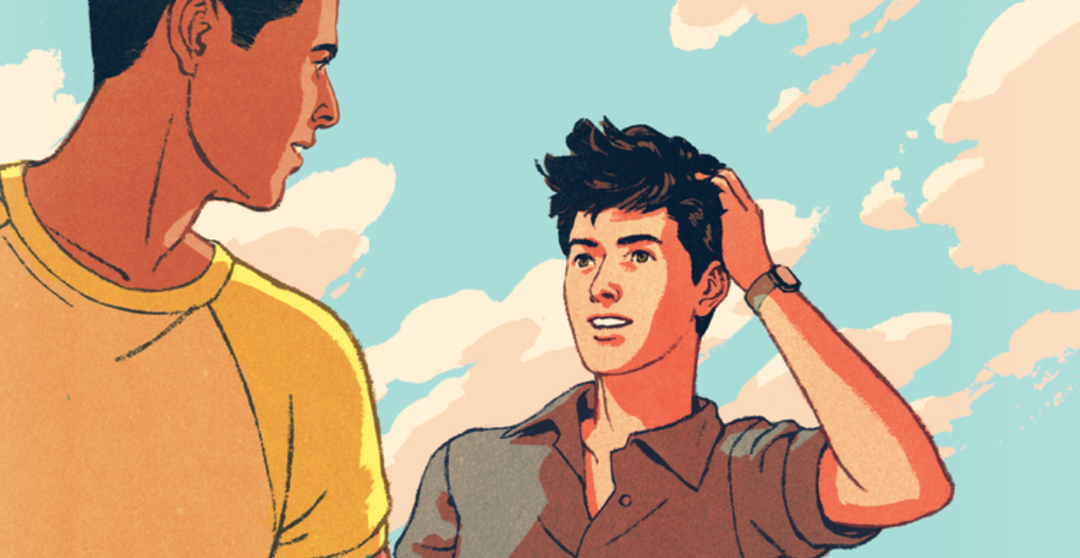 Moving the Needle: Mason Deaver on Creating One of YA's First Nonbinary Protagonists - Published in BITCH.