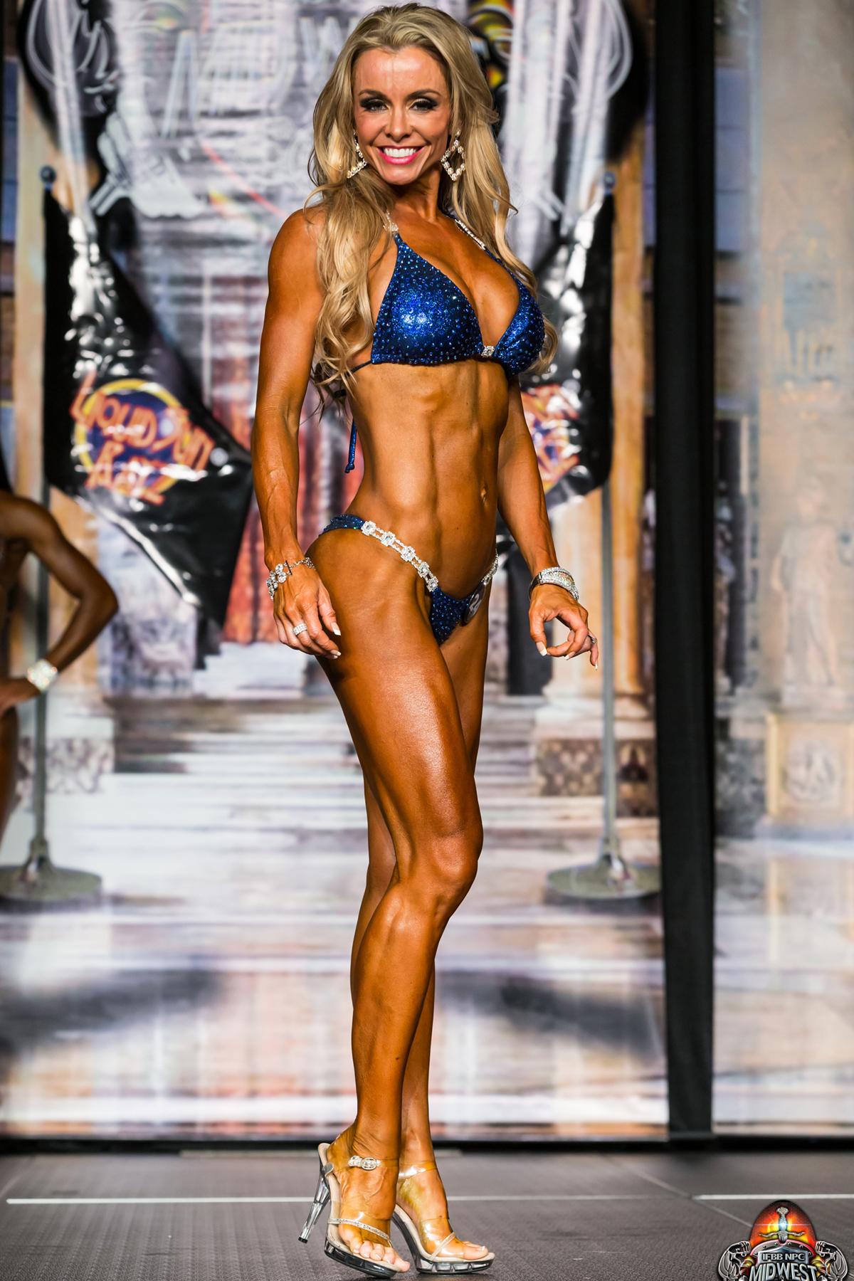 Kristie Winter - IFBB Bikini Pro