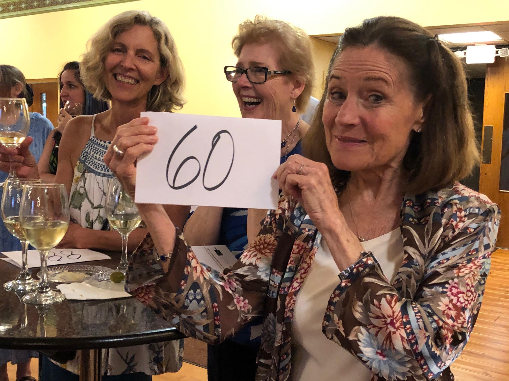 Altos Rhoda Metcalfe & Alfhild Winder with soprano Susan Schumacher