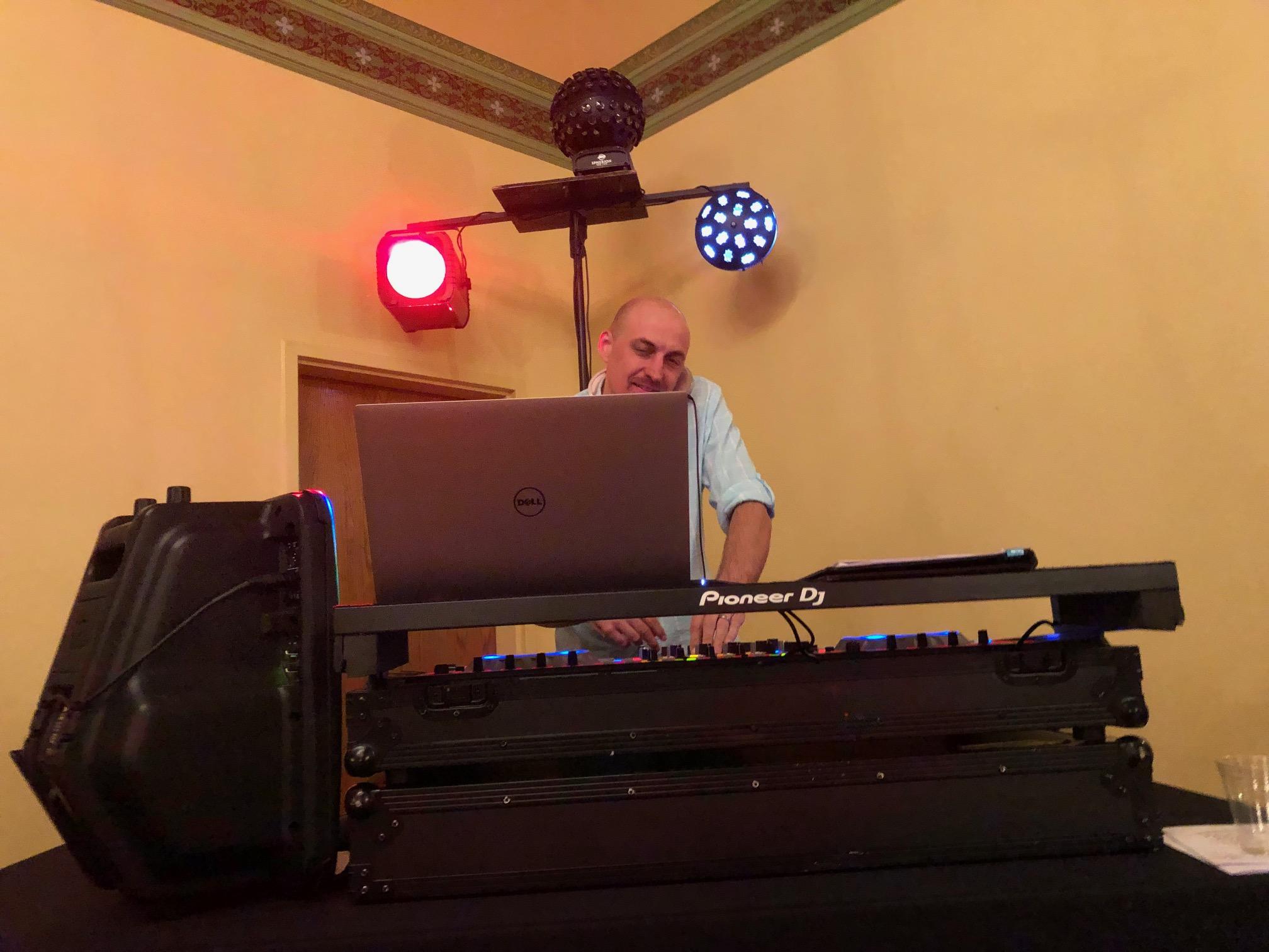 DJ Jake Ritchie
