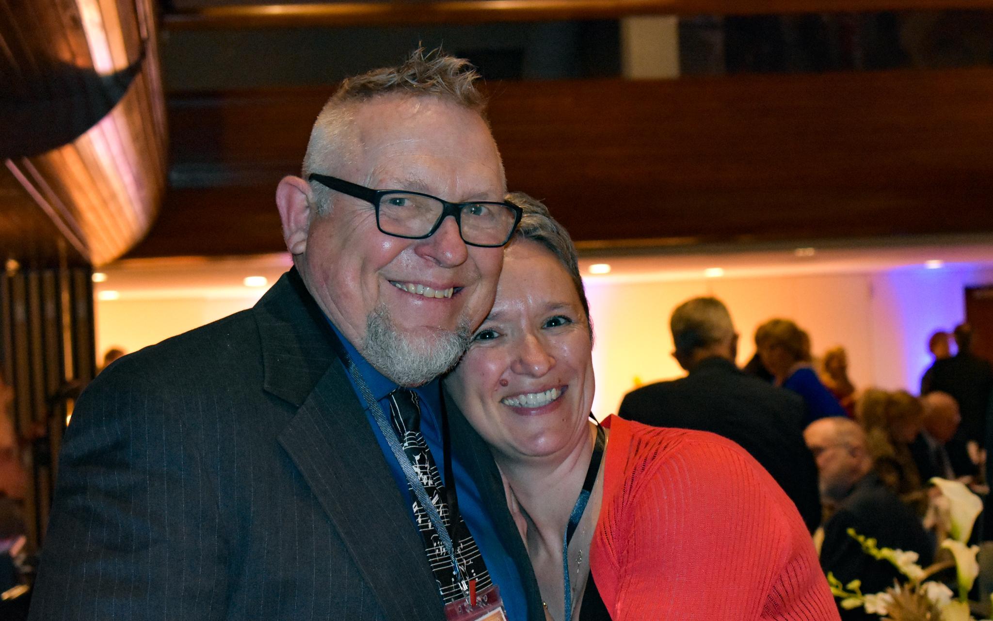 Bill Doepkens & Alison Combes