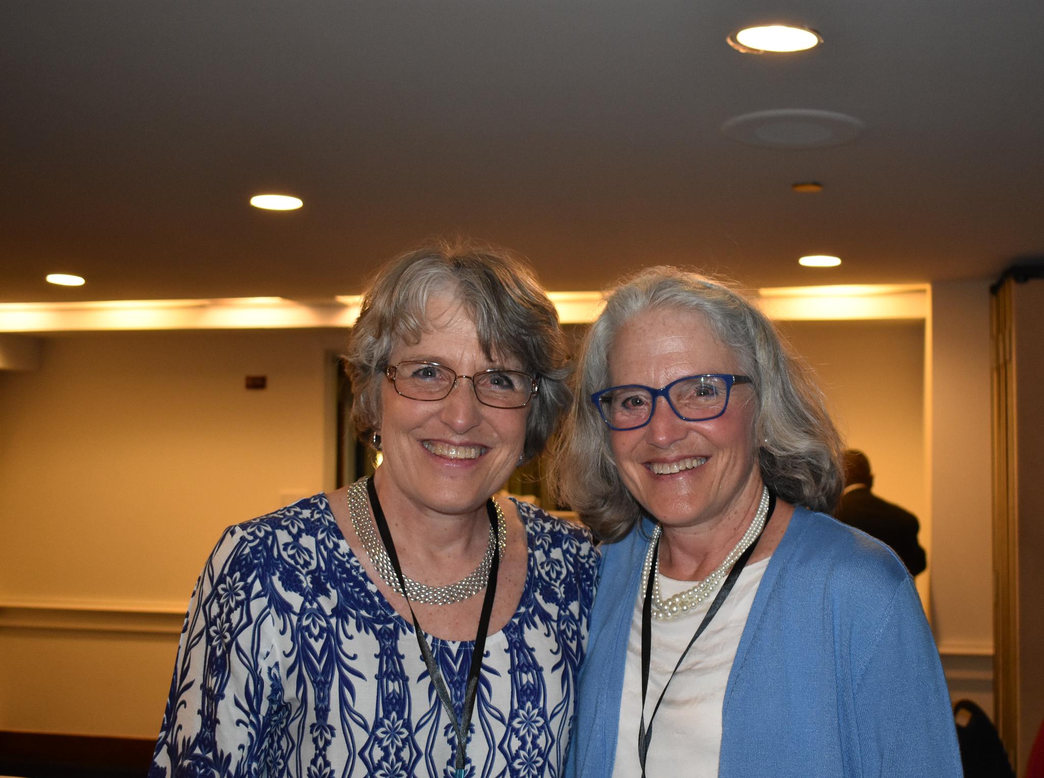 Durrie Golding & Amy Solomon