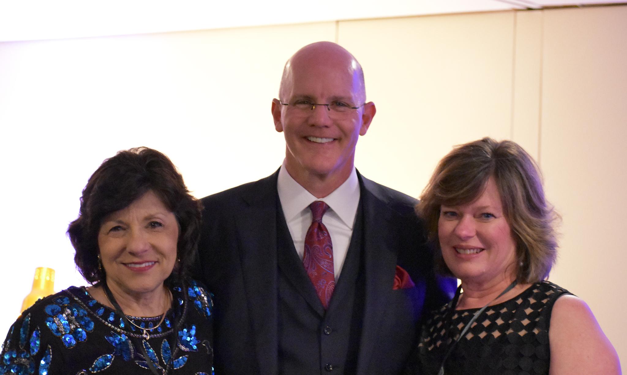 Marie Hyder, Kerry Wilkerson & Marie Colturi