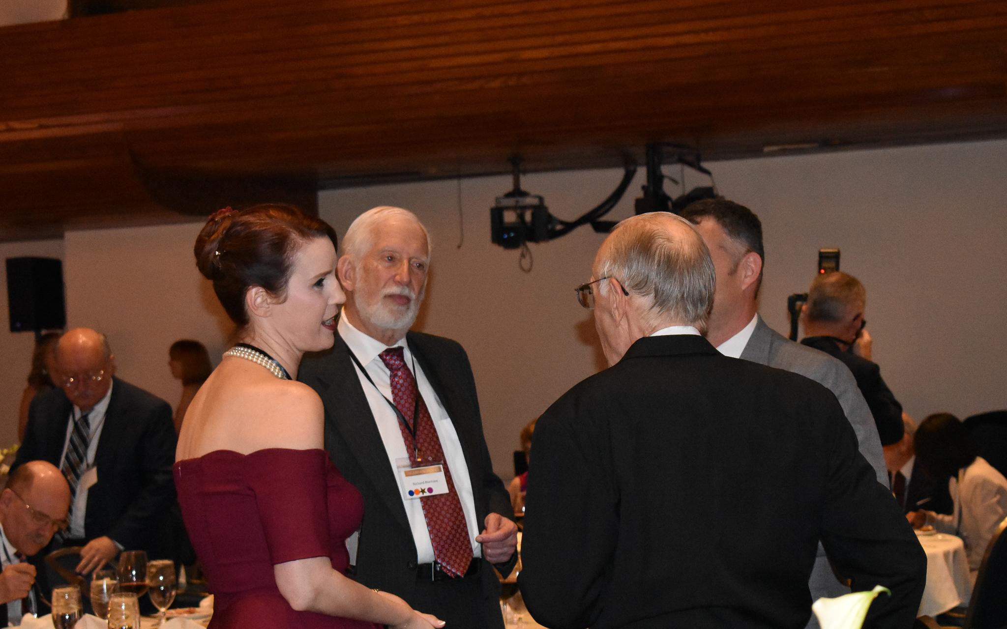 Jennifer Gotten, Dick Morrison & Bob Shafer