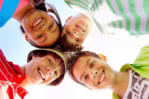 Dental emergencies in children can happen anytime.