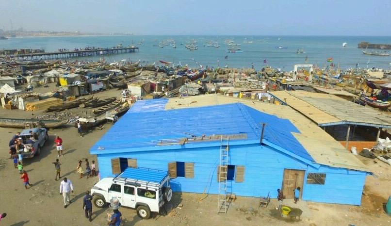Noyaa roof project