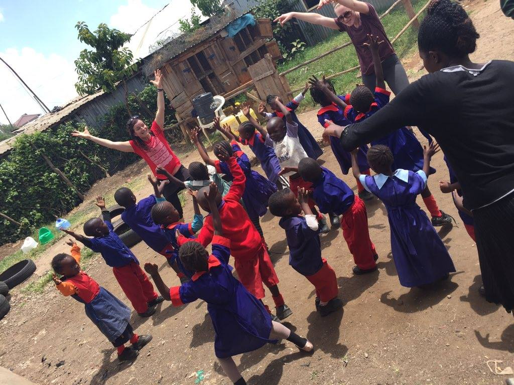 DANCEPL3Y at Living Positive Kenya