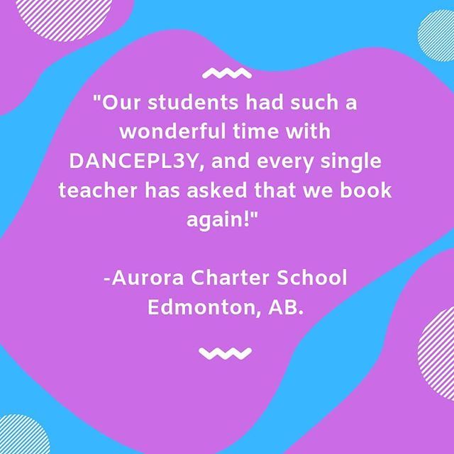 Our friends at Aurora Charter School sure know how to make us feel grateful for the amazing work we are able to do to support #dance & #physicalliteracy in schools. ☺️. ——————————————————— #physicalactivity #bepositive #befun #beyourself #pl3yeducation #bubbleofawesome #mentalhealth #youareawesome #physed #physicaleducation #curriculum #standardsbased #dancepl3y #danceinschools #dance #dancing #YEG #Edmonton #Canada