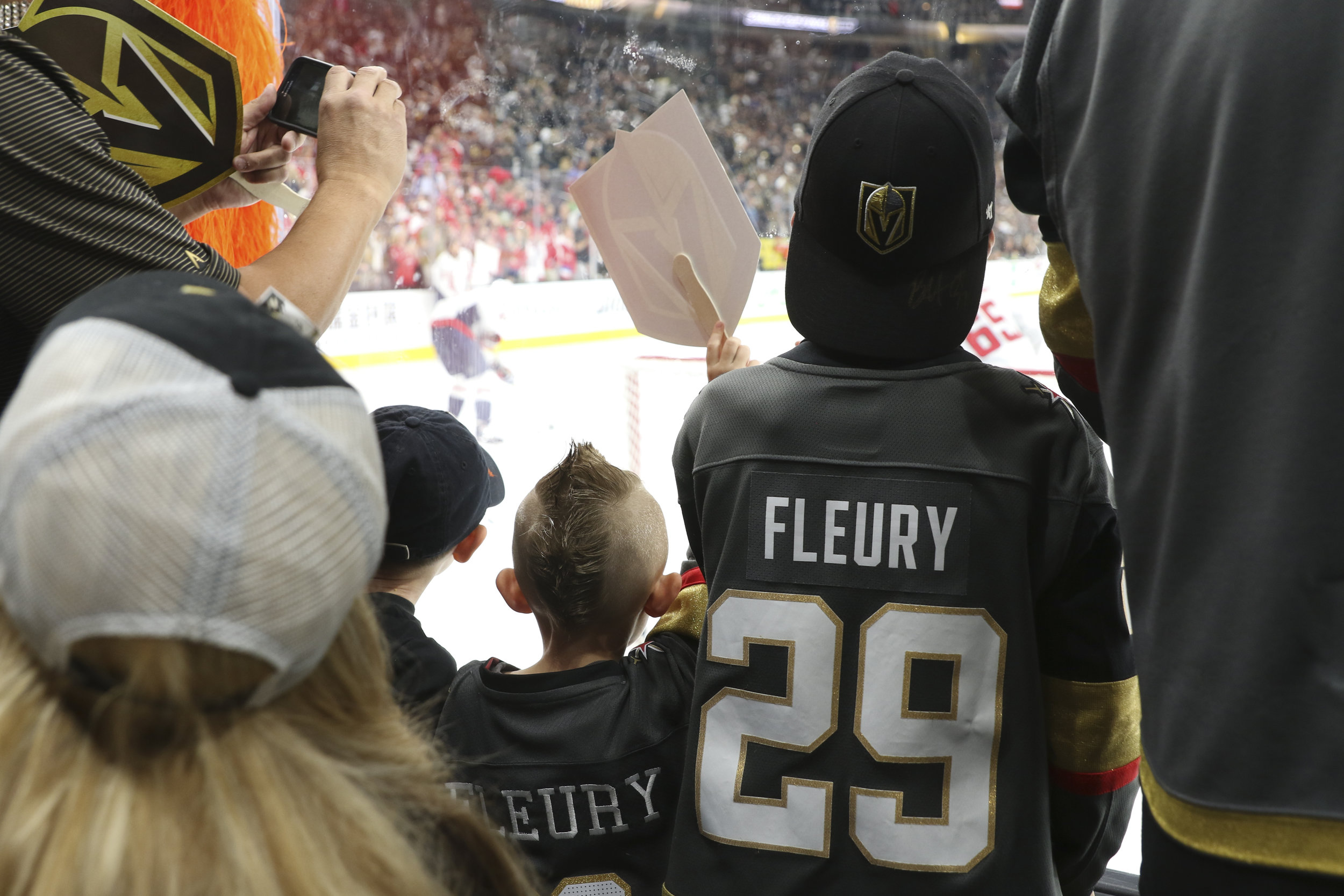 huge discount 042d4 35b45 Marc-Andre Fleury Ranks Third in NHL Jersey Sales for 2018 ...