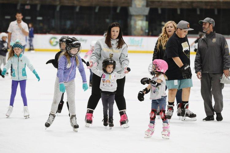 Kids Club Skate — VGK Lifestyle