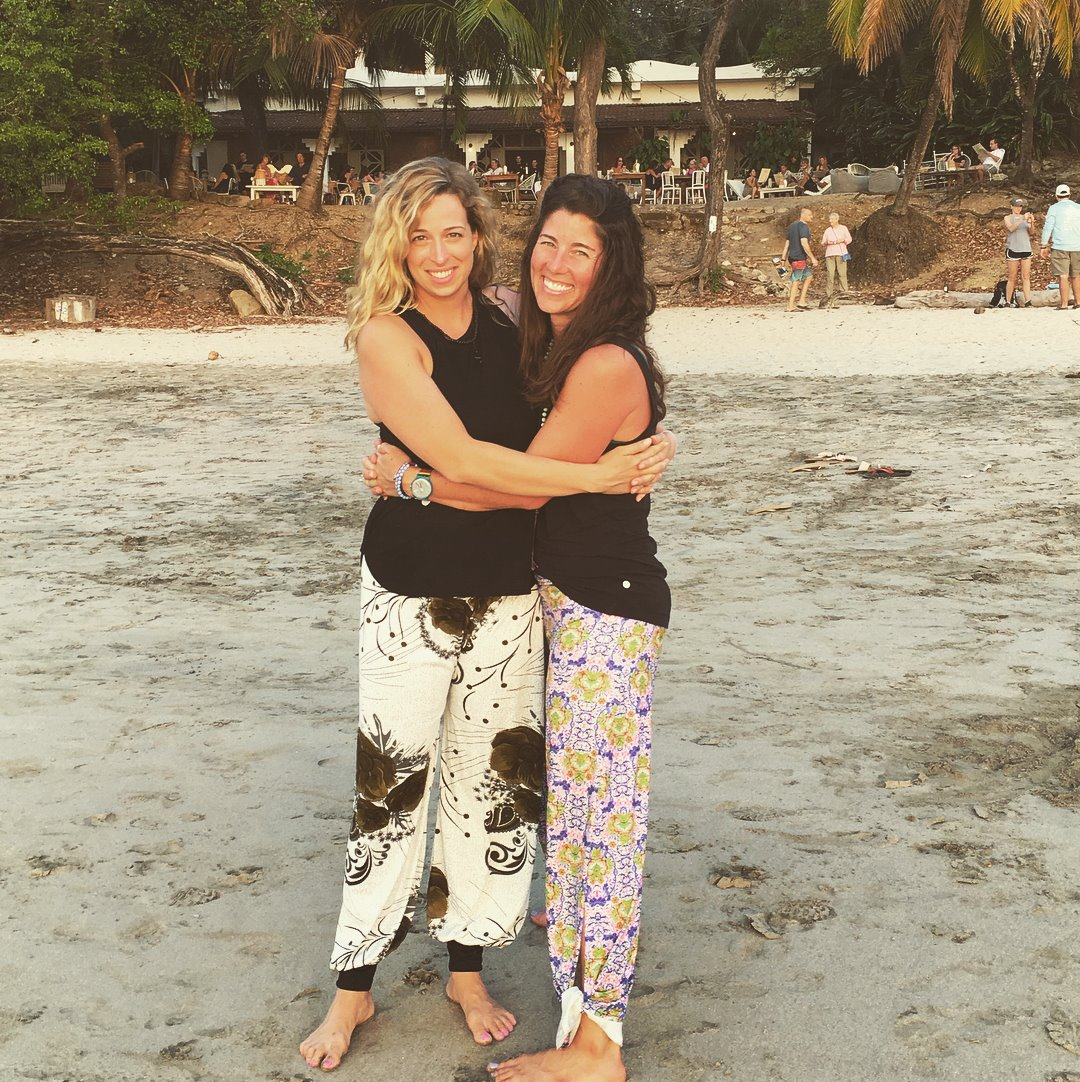 Anna + Nicole in Costa Rica