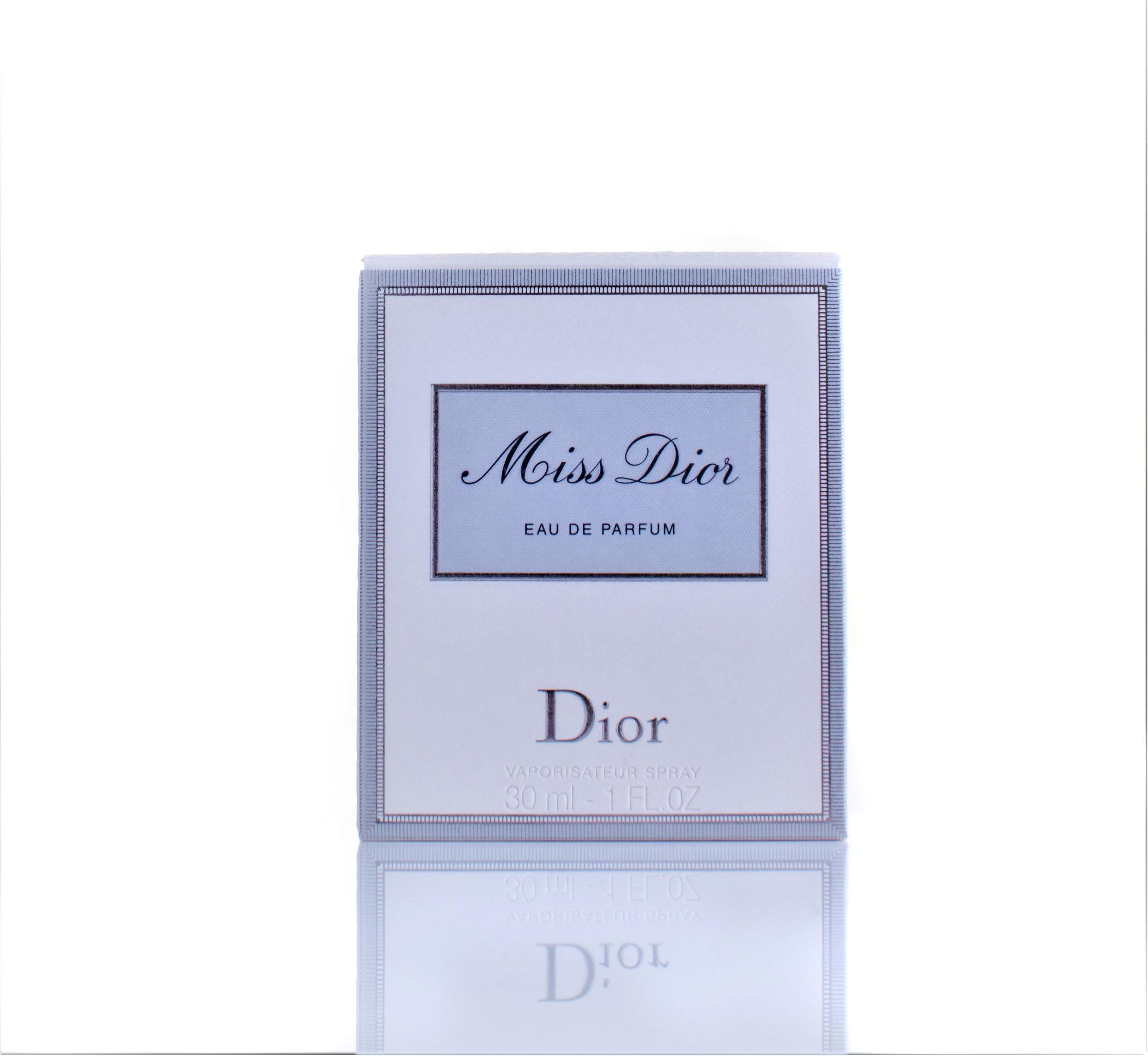 Dior Box White Background