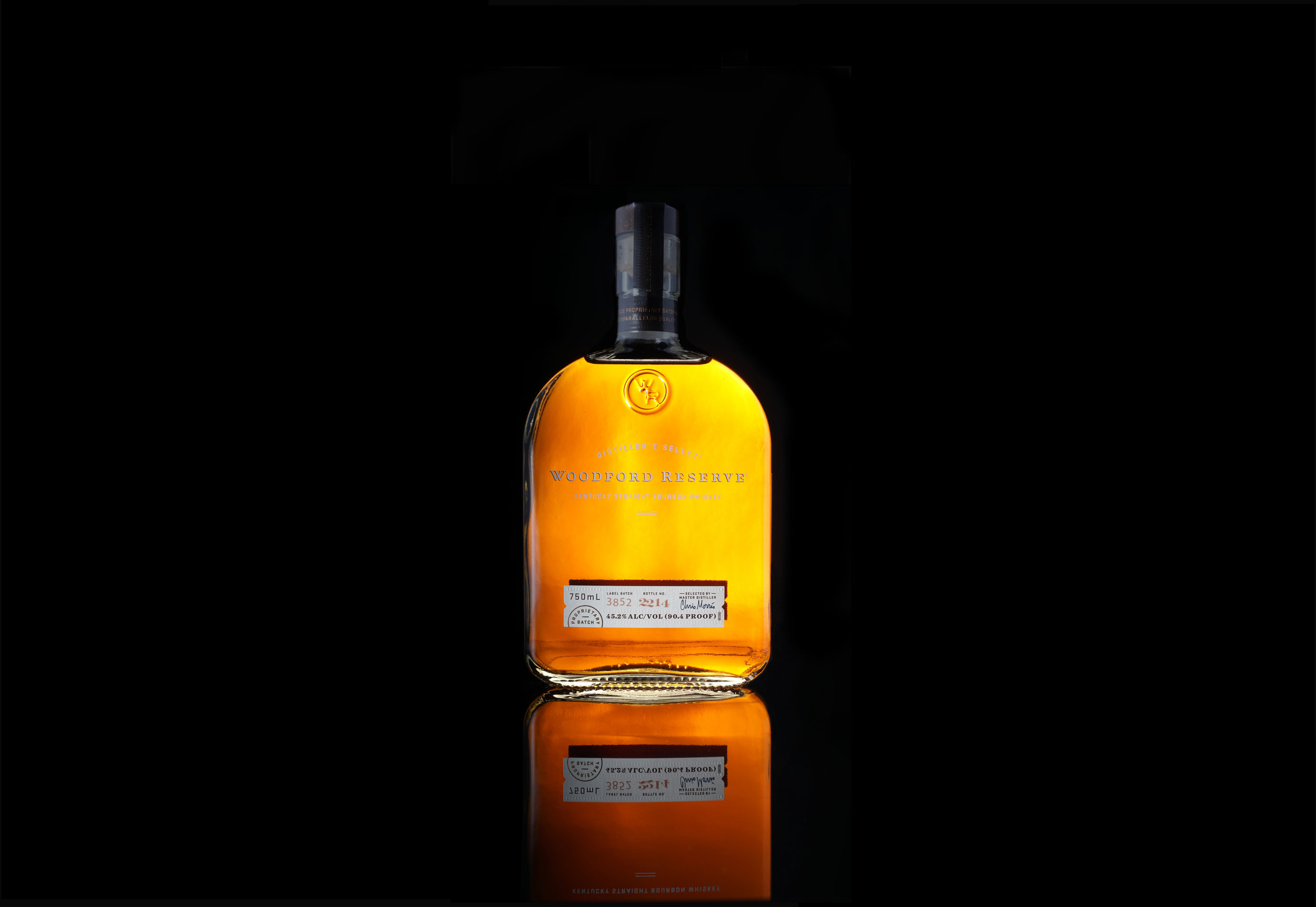 WoodFord Reserve Fine Whiskey
