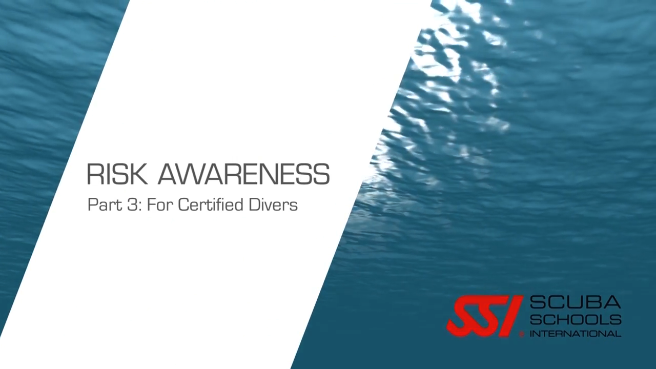 Risk Awareness III for Con-Ed/Certified Divers