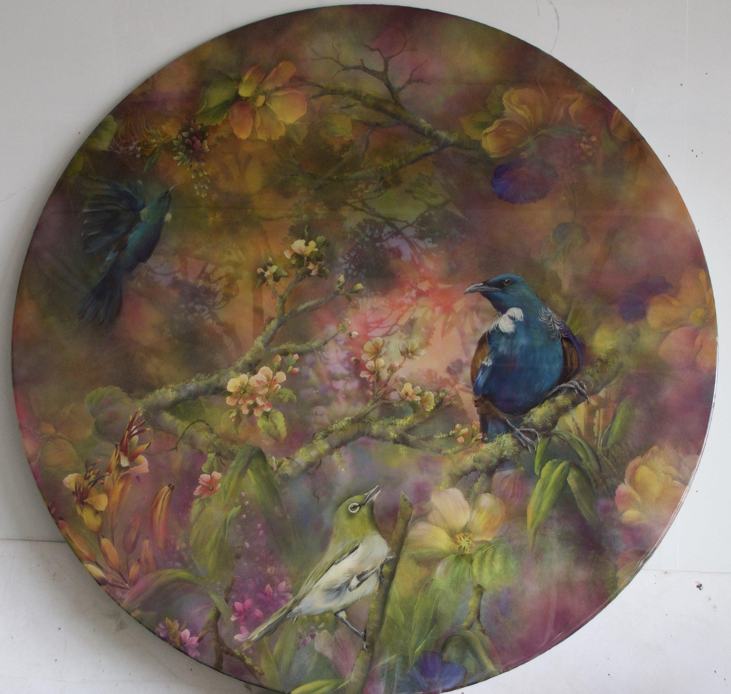 Looking Beyond 600 mm diameter 2018  Sold