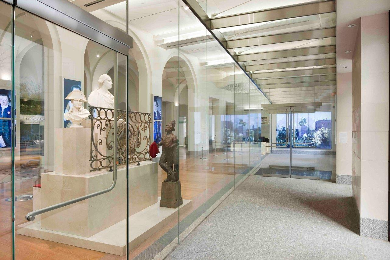 NYHS Institutional Revitalization_Photo_Inside Glass Entrance.jpg